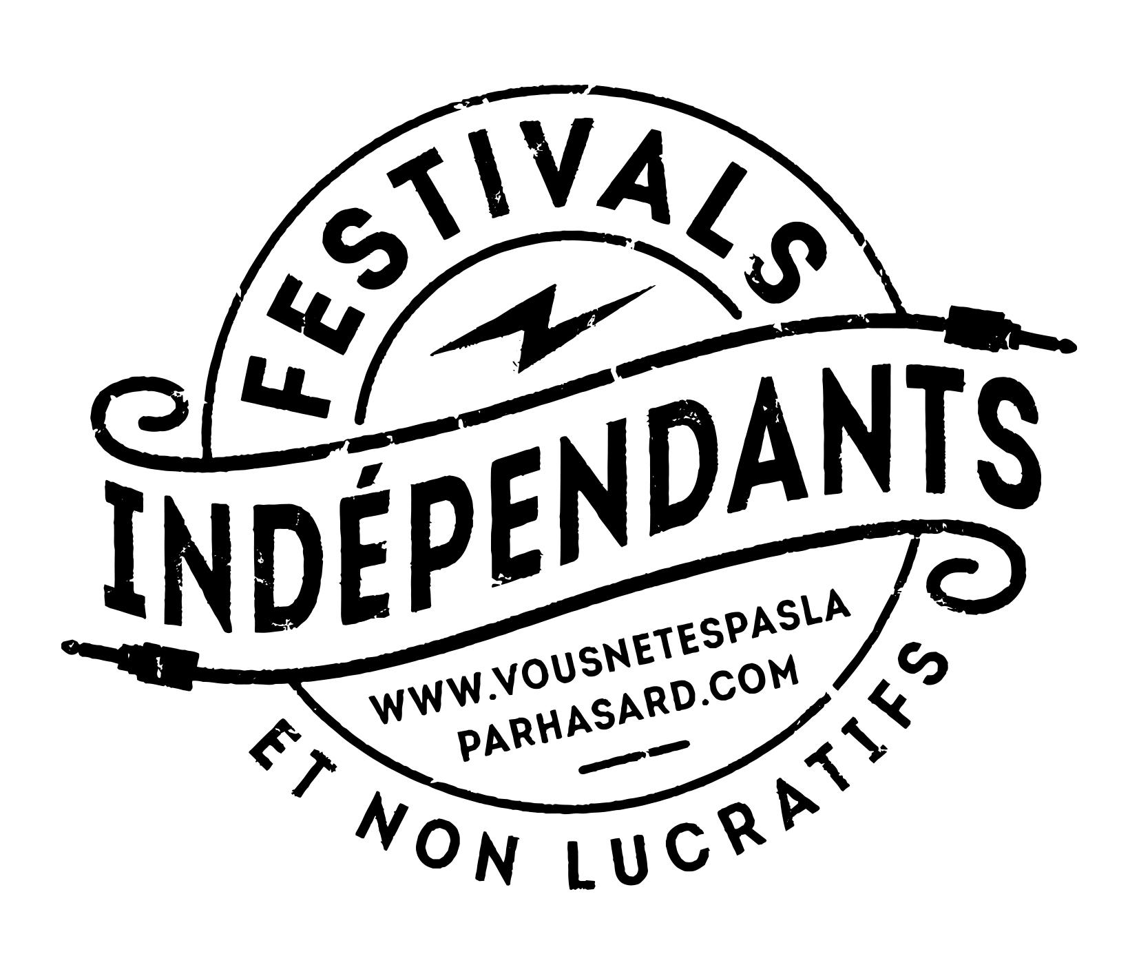 Festivals indépendants et non lucratifs
